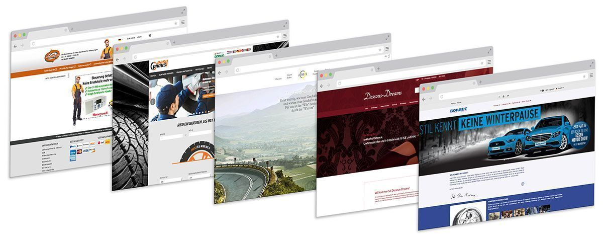 Webshop K3 Net Solutions Gmbh